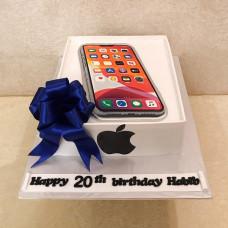 Торт смартфон в коробке
