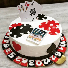 Торт смартфон