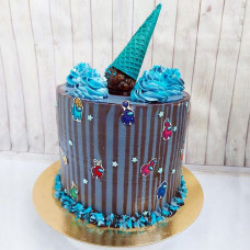 Торт мороженое Амонг Ас
