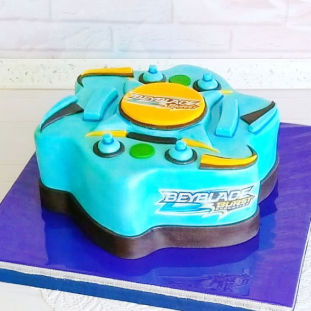 Торт волчок Beyblade