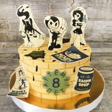 Торт Бенди на день рождения