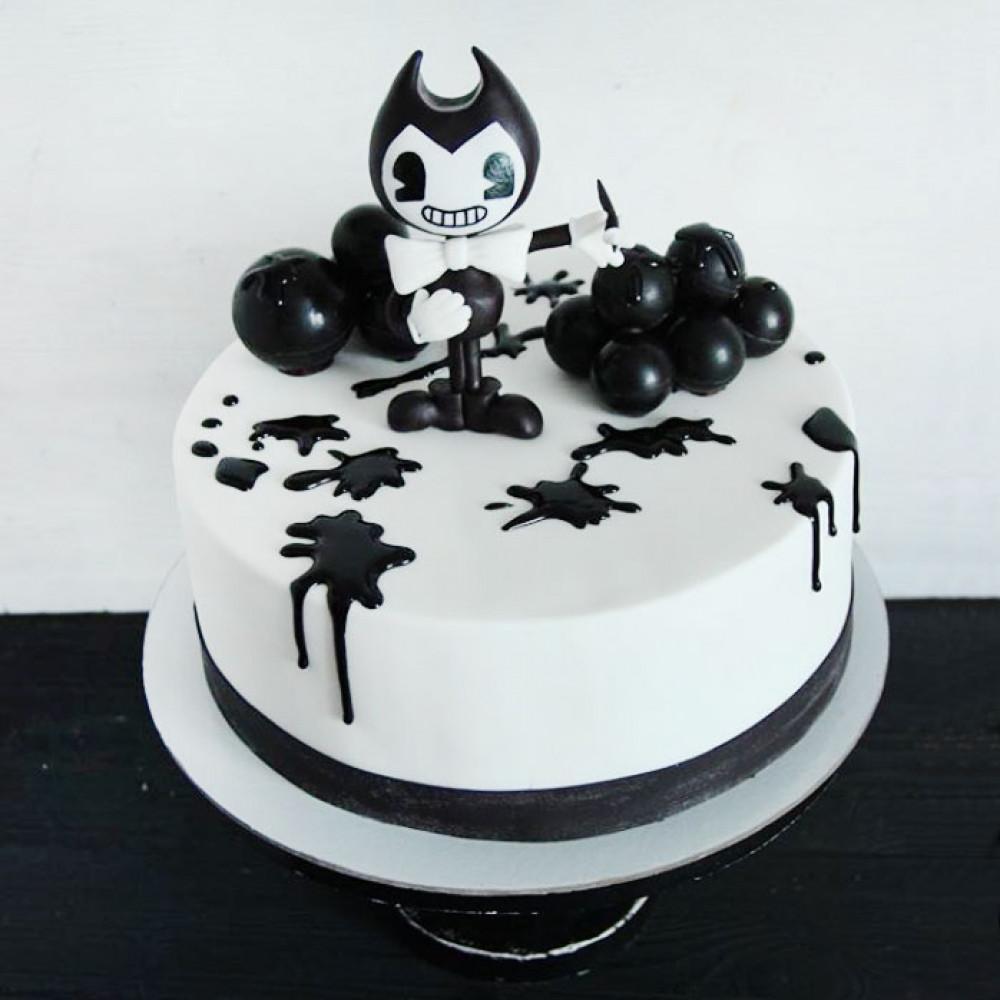 Торт чернильный Бенди