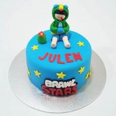 Торт Браво Старс на 6 лет
