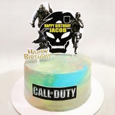 Торт игроку в Call of Duty