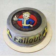 Фототорт Fallout