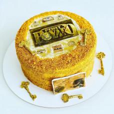 Торт Медовик Форт Боярд