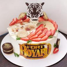 Торт Форт Боярд для девочки