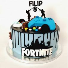 Торт Fortnite