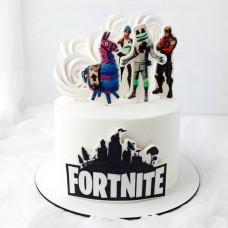 Торт для девочки Фортнайт