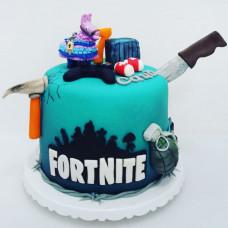 Торт по игре Фортнайт