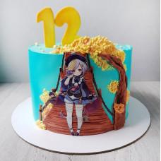 Торт Ци Ци