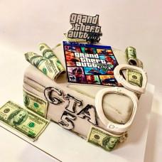 Торт GTA