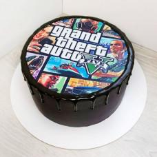 Шоколадный торт ГТА 5