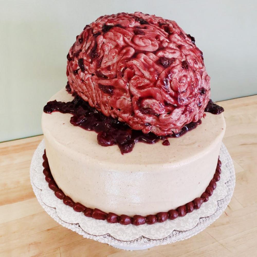 Торт мозги Half-Life