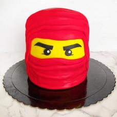 Торт Лего Ниндзя Кай