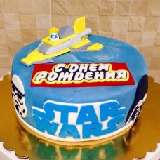 Торт Lego Star Wars