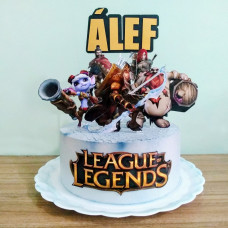 Торт League of Legends