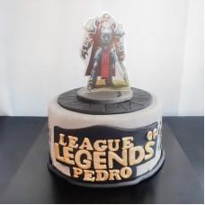 Торт Триндамир Лига Легенд