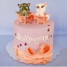 Торт Том и Анджела