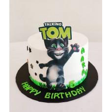 Торт кот Том