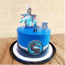 Торт Mortal Kombat