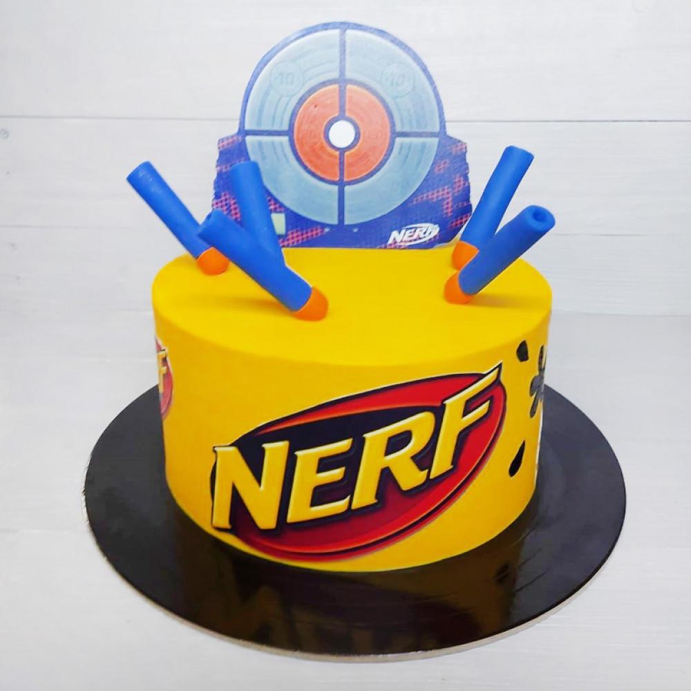 Торт Nerf