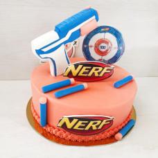 Торт игрушка Nerf