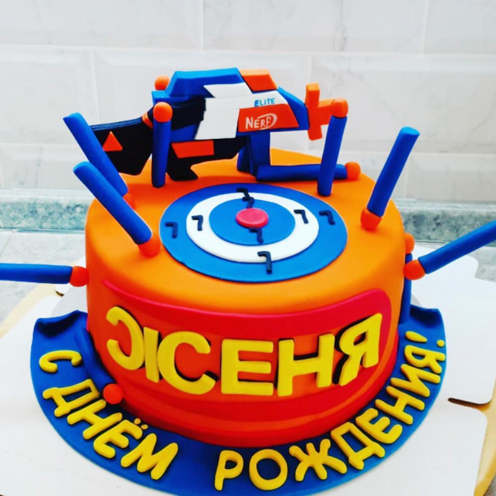 Торт оружие Nerf