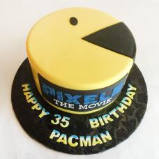 Торт Pacman