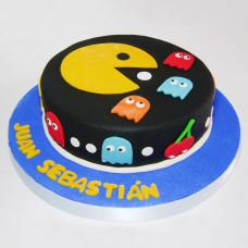 Торт Pac-Man
