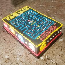Торт по видео игре Pac-Man