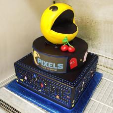 Торт Пиксели