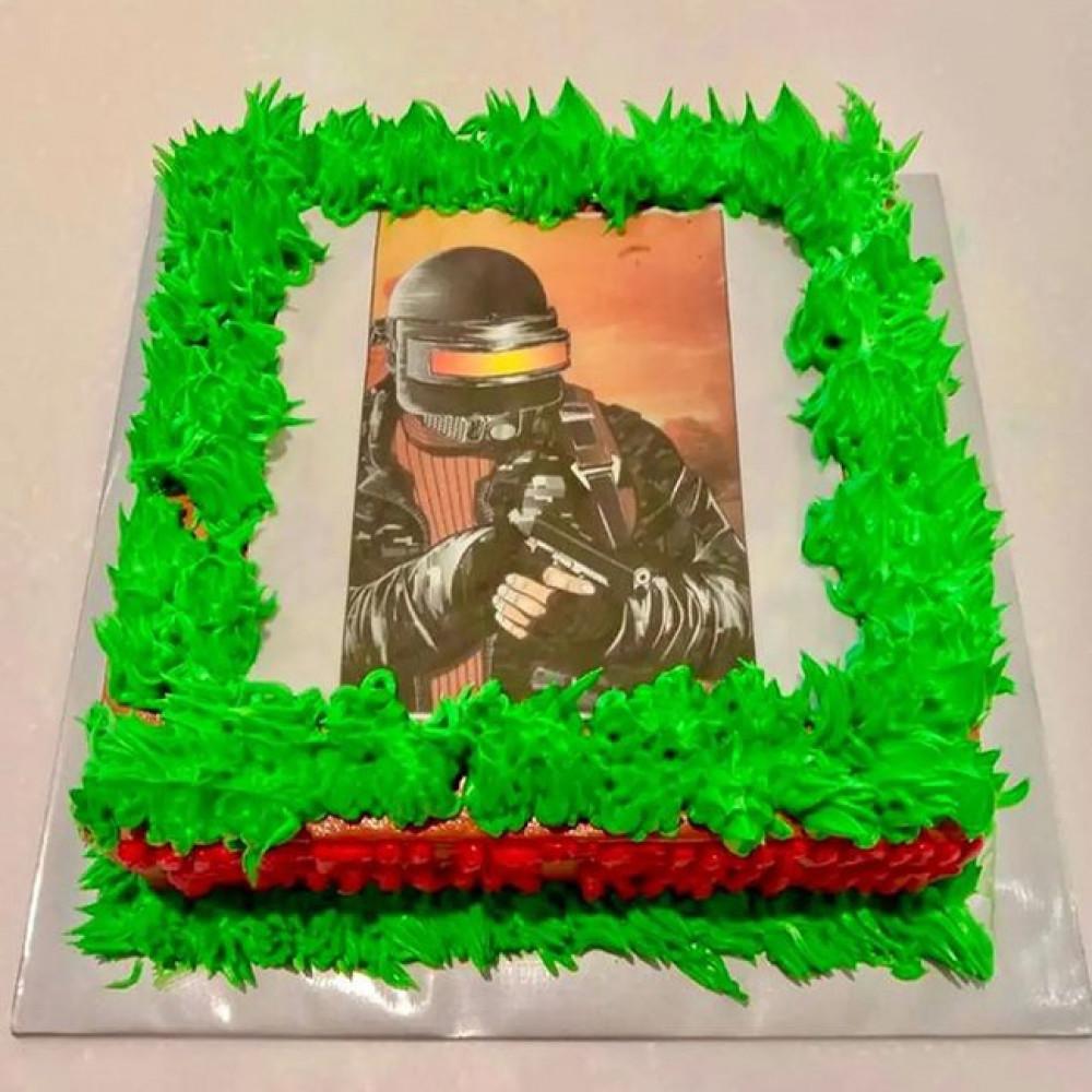 Торт для парня и девушки на день рождения