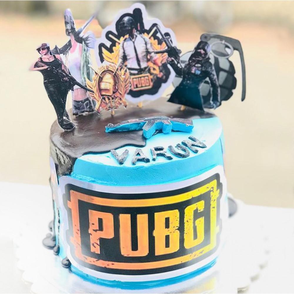 Торт Пубг