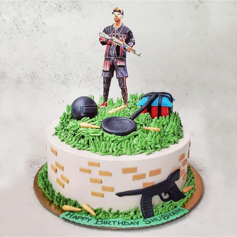 Торт игра PUBG