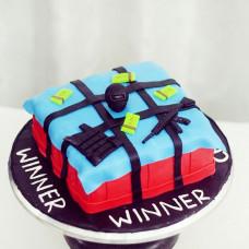 Торт в стиле PUBG