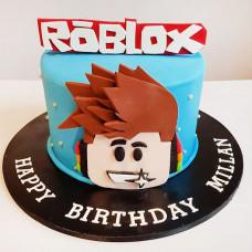 Торт Roblox