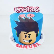 Торт Роблокс для мальчика 10 лет