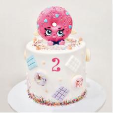 Торт Shopkins на день рождения