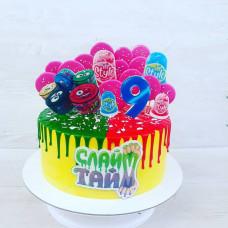 Торт Slime
