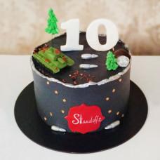 Торт Standoff 2 парню на 10 лет