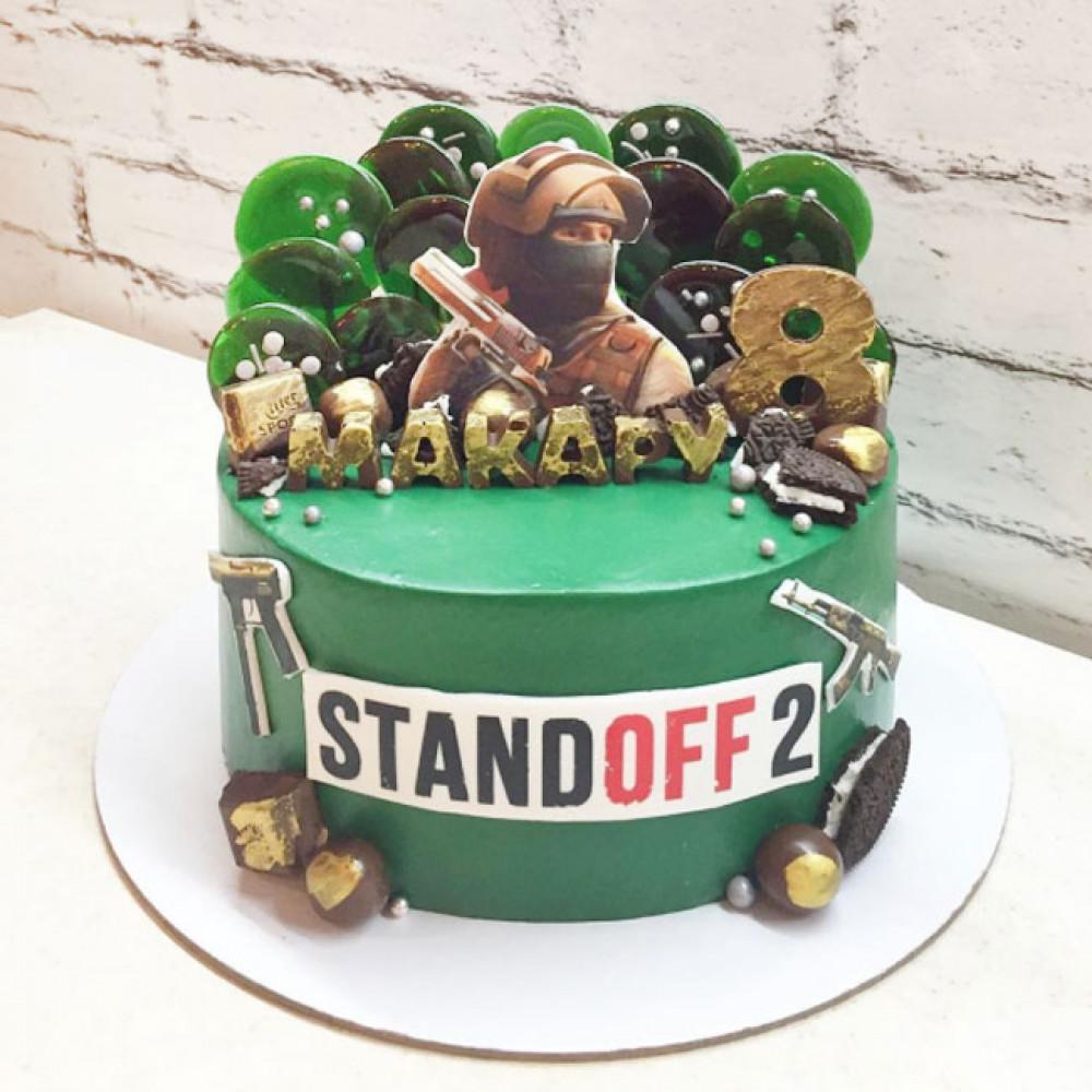 Торт Standoff 2 на 8 лет