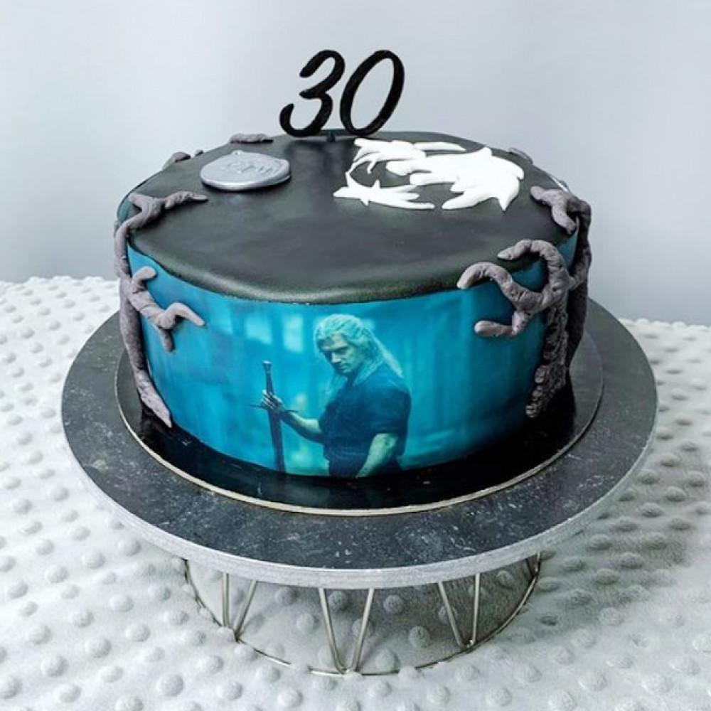 Торт Witcher