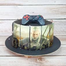 Торт по игре Ведьмак