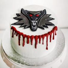 Торт символ Ведьмака