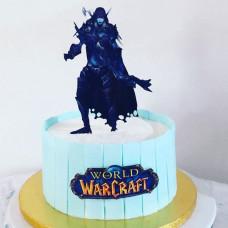 Торт Варкрафт для девочки