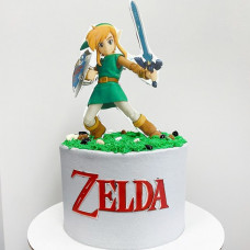 Торт Zelda