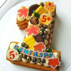 Торт на 1 сентября 5 класс