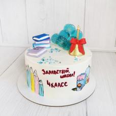 Торт на 1 сентября 4 класс