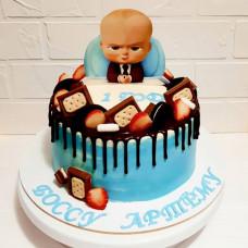 Торт сыну 1 год у власти